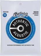 Martin Authentic Acoustic - SP - Phosphor Bronze Medium (13-56)