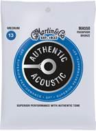 Martin Authentic Acoustic - SP - Phosphor Bronze Medium (13-56)