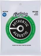 Martin Authentic Acoustic - Marquis Silked - 80/20 Bronze Medium (13-56)