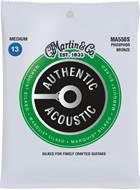 Martin Authentic Acoustic - Marquis Silked - Phosphor Bronze Medium (13-56)