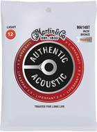 Martin Authentic Acoustic - LifeSpan 2.0 - 80/20 Bronze Light (12-54)