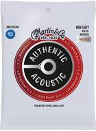 Martin Authentic Acoustic - LifeSpan 2.0 - 80/20 Bronze Medium (13-56)