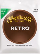 Martin Retro Monel - Extra Light (10-47)