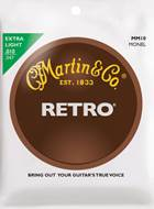 Martin Retro Monel - Extra Light (10-47)