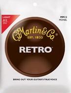 Martin Retro Monel - Custom Light (11-52)