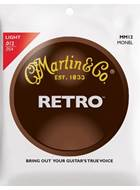 Martin Retro Monel - Light (12-54)