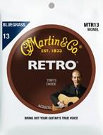 Martin Retro Monel - Tony Rice Bluegrass (13-56)
