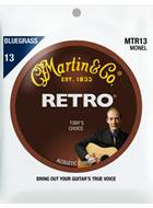 Martin Retro Monel - Tony Rice Bluegrass (13-56)