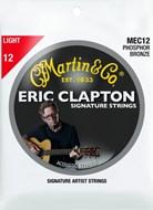 Martin Eric Clapton - Phosphor Bronze Light (12-54)