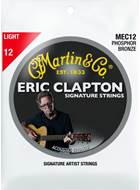 Martin Eric Clapton - Phosphor Bronze Light (12-54)