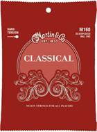Martin Classical Ball End - Silverplated (Hi Tension)