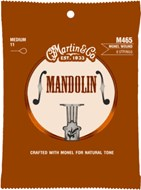 Martin Mandolin - Retro Monel Medium (11-38)
