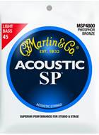 Martin SP Acoustic Bass - Light (45-100)