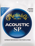 Martin SP Acoustic Bass - Medium (45-105)