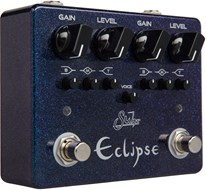 Suhr Galactic Eclipse Dual-Channel Overdrive/Distortion Pedal