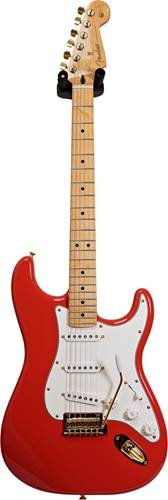 Fender FSR Tribute Stratocaster Fiesta Red (Limited Edition)