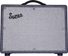 Supro 1970RK Keeley Custom 1x10 Tube Amplifier