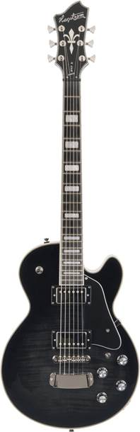 Hagstrom Super Swede Cosmic Black Burst