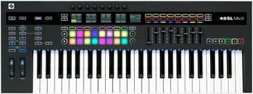 Novation SLMKIII 49 Key Controller Keyboard