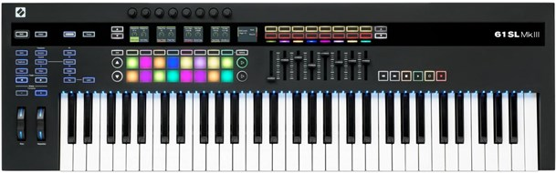 Novation SLMKIII 61 Key Controller Keyboard