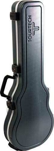 TOURTECH TTPRO-DGLP Premium LP Electric Guitar Diamond Finish TSA Latches Hard Case