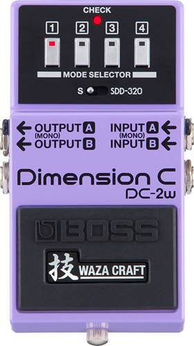 BOSS DC-2W Dimension C Waza Craft