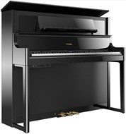 Roland LX708-PE Digital Piano - Polished Ebony