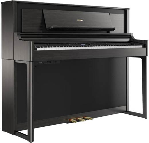 Roland LX706-CH Digital Piano - Charcoal Black