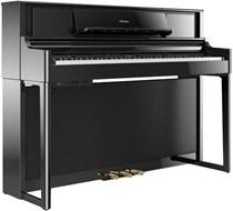 Roland LX705-PE Digital Piano - Polished Ebony