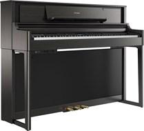 Roland LX705-CH Digital Piano - Charcoal Black