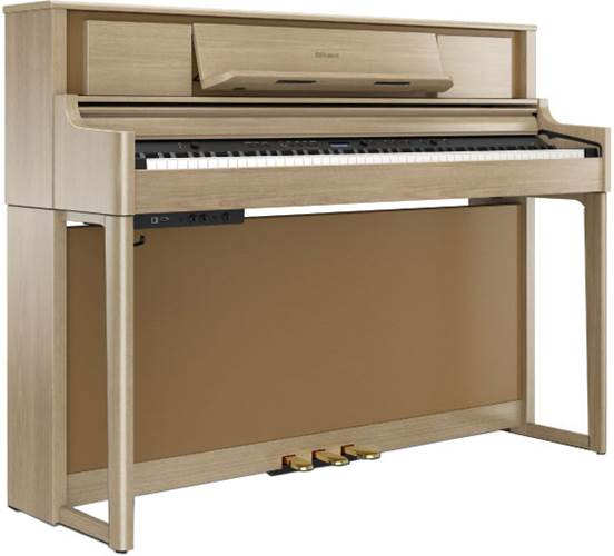 Roland LX705-LA Digital Piano - Light Oak