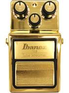 Ibanez Limited Edition TS9 Tubescreamer Gold