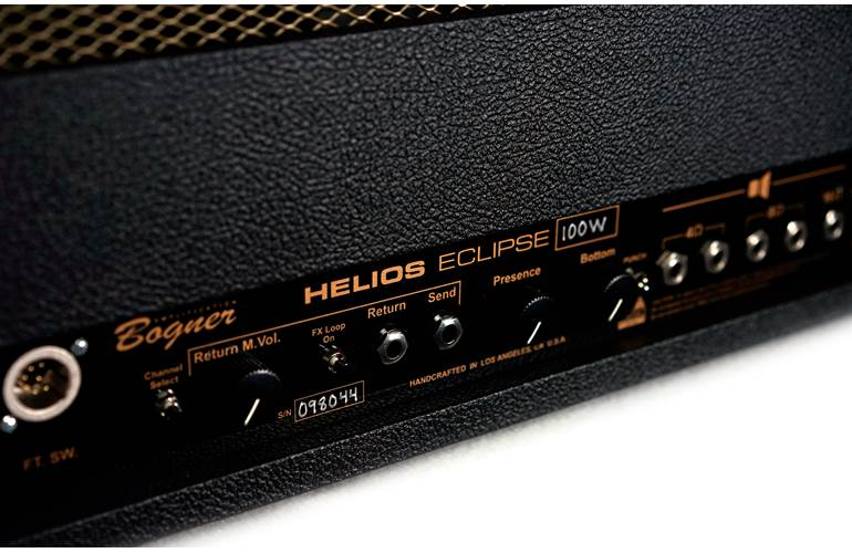 best deals on purchase cheap well known Bogner Helios Eclipse 3 Ch 100W EL34's