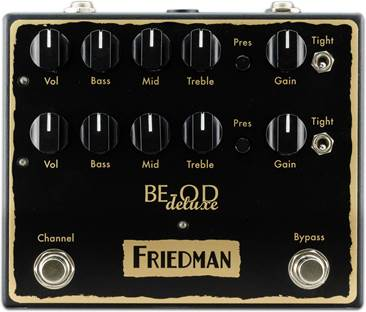 Friedman BE OD DLX Pedal