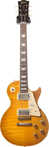 Gibson Custom Shop Handpicked Late 50's Les Paul Reissue Lemon Burst VOS #GG054