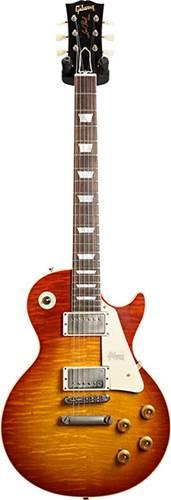 Gibson Custom Shop Handpicked Late 50's Les Paul Reissue Sunrise Teaburst VOS