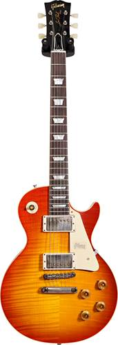 Gibson Custom Shop Handpicked Late 50's Les Paul Reissue Washed Cherry VOS #GG022