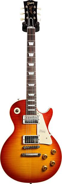 Gibson Custom Shop Handpicked Late 50's Les Paul Reissue Washed Cherry VOS