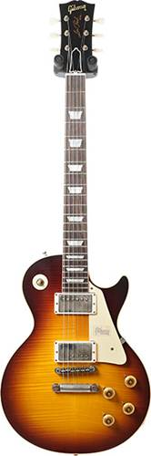 Gibson Custom Shop Handpicked Late 50's Les Paul Reissue Bourbon Burst VOS