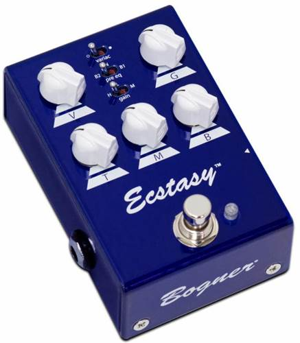 Bogner Ecstasy Blue Mini Overdrive