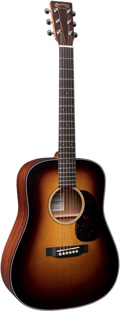 Martin DJRA Dreadnought Junior Sunburst