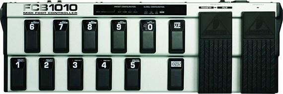 Behringer FBC-1010 MIDI Foot Controller