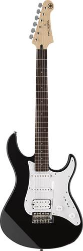 Yamaha Pacifica 012 Black Electric Guitar