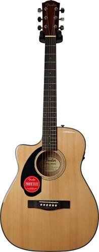Fender CC-60SCE Left Handed Natural Walnut Fingerboard