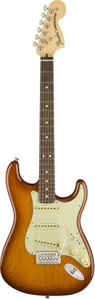Fender American Performer Stratocaster Honey Burst Rosewood Fingerboard