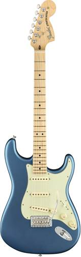 Fender American Performer Strat Satin Lake Placid Blue MN