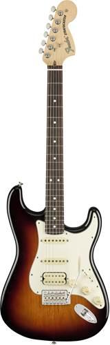 Fender American Performer Strat HSS 3 Colour Sunburst RW
