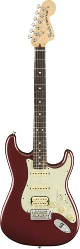 Fender American Performer Strat HSS Aubergine RW