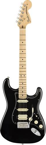 Fender American Performer Strat HSS Black MN