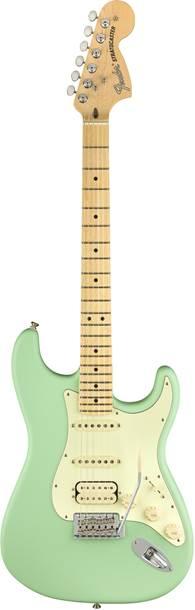 Fender American Performer Strat HSS Satin Surf Green MN